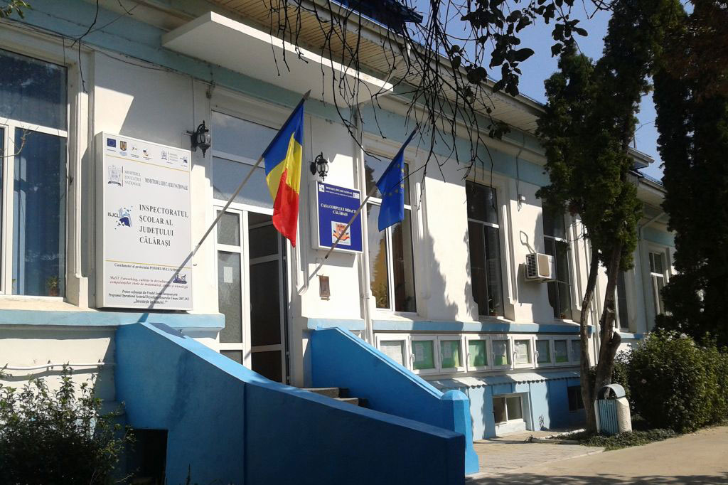school inspectorate of calarasi county